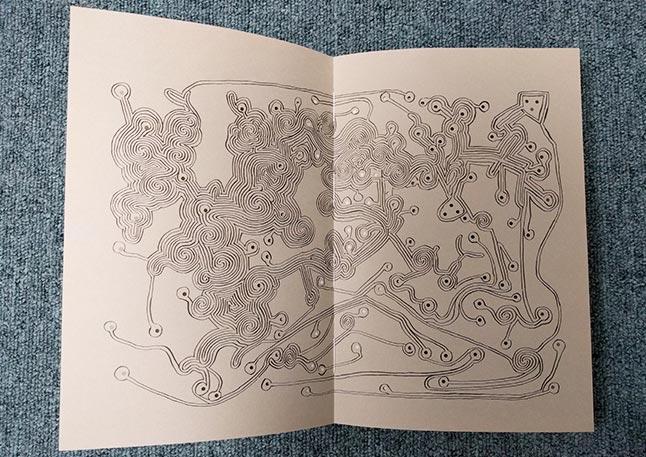 グレッグブライトの迷路の本3